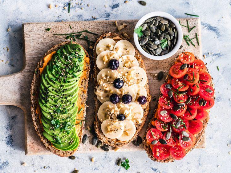 delicious vegan sandwich for a plant-based diet